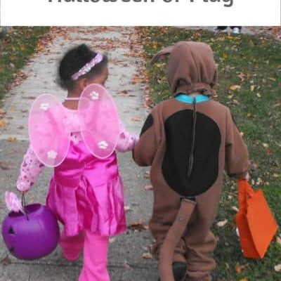 DIY Kids Costumes for Halloween and Play