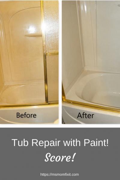 tub repair