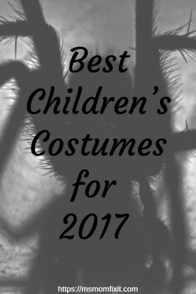 Best Children's Costumes for 2017