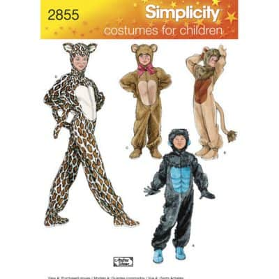 Simplicity costumes