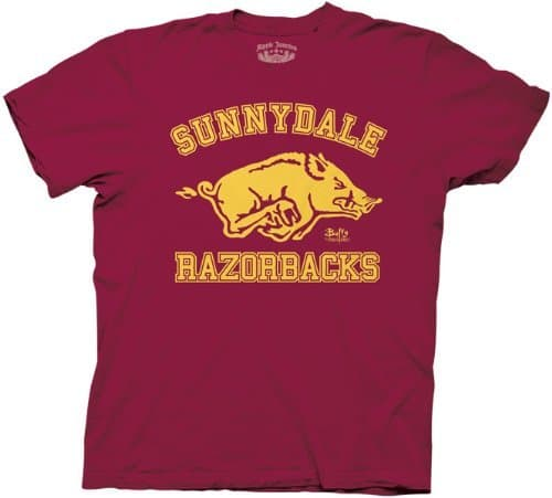 adult sunnydale shirt