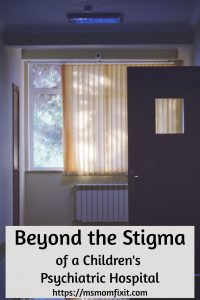 Beyond the Stigma of a Children's Psychiatric Hospital
