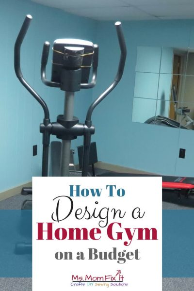 How to Design a Home Gym on a Budget