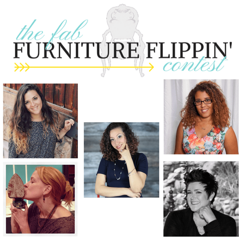 the Fab Furniture Flippin Contest