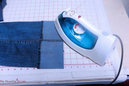 Hemming Jeans 1
