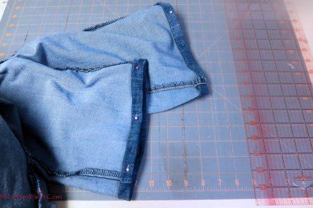 Hemming Jeans 7