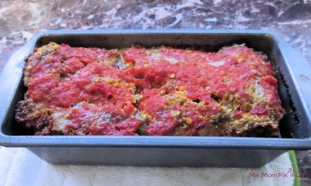 Lean Meatloaf