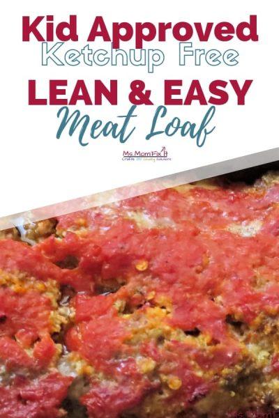 Lean Meatloaf