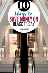 Ways to Save Money on Black Friday