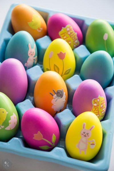 Cricut Eggs