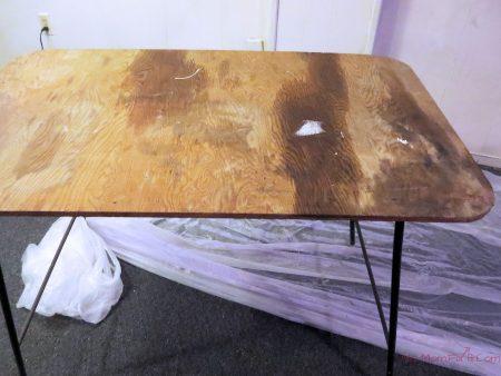 Inherited Foosball Table