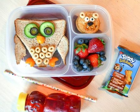 Forest Theme Lunch box