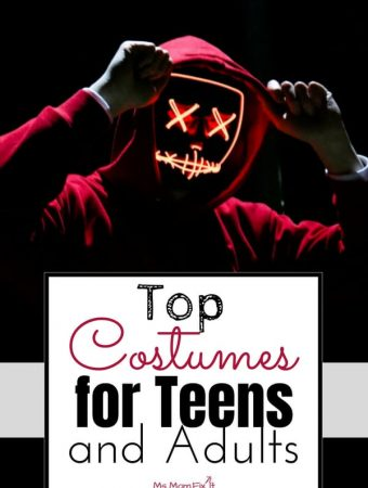 Halloween costumes for teens and adults