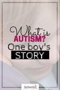 one boy's autism story