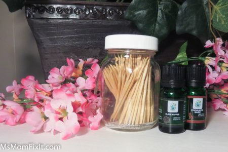 Ingredients for stop sticks essential oils to quit smoking