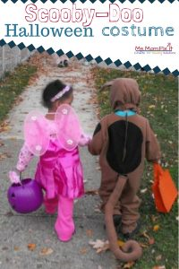 Scooby Doo Kids costume