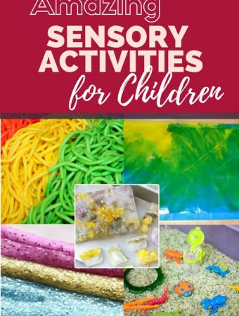 Sensory Activities for Children