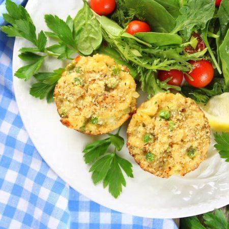 Tuna casserole Muffin